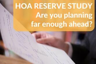 HOA Reserve Study