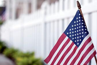 Can a Homeowners Association Keep You From Flying the American Flag?