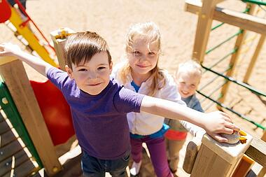 group_of_happy_kids_on_playground