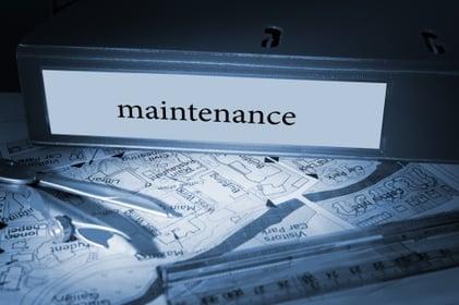 maintenance binder