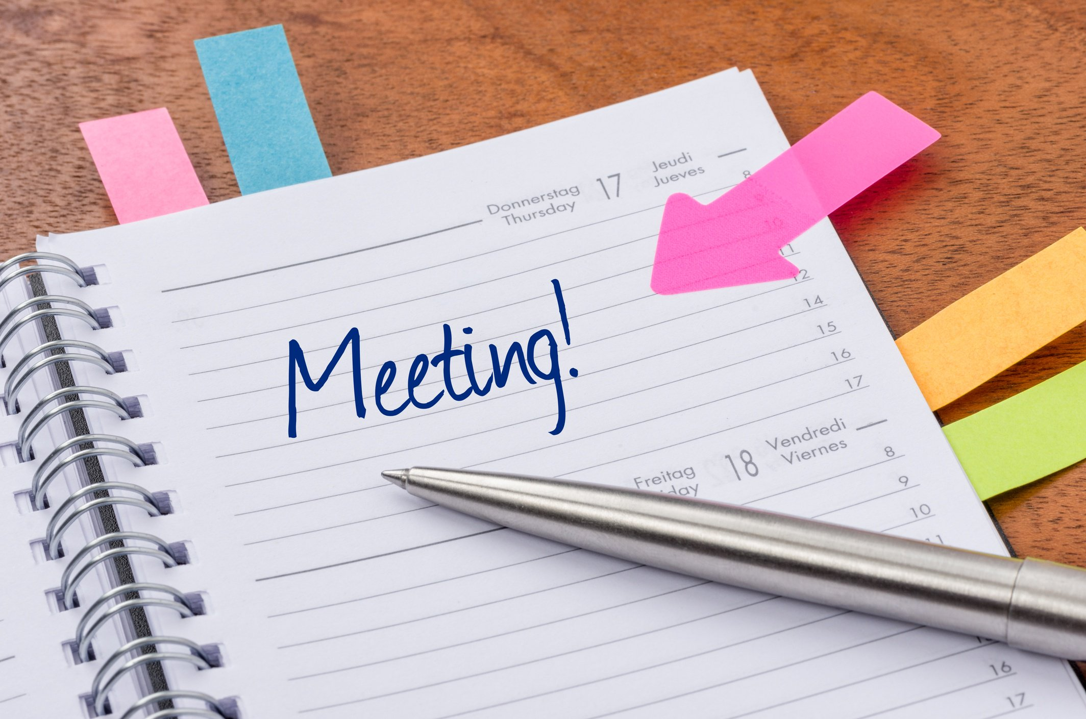 Why HOA Boards Must Hold Regular Scheduled Meetings